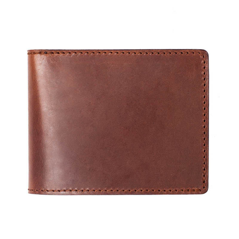 156# 0317 WALLET - RIGID CORDOVAN